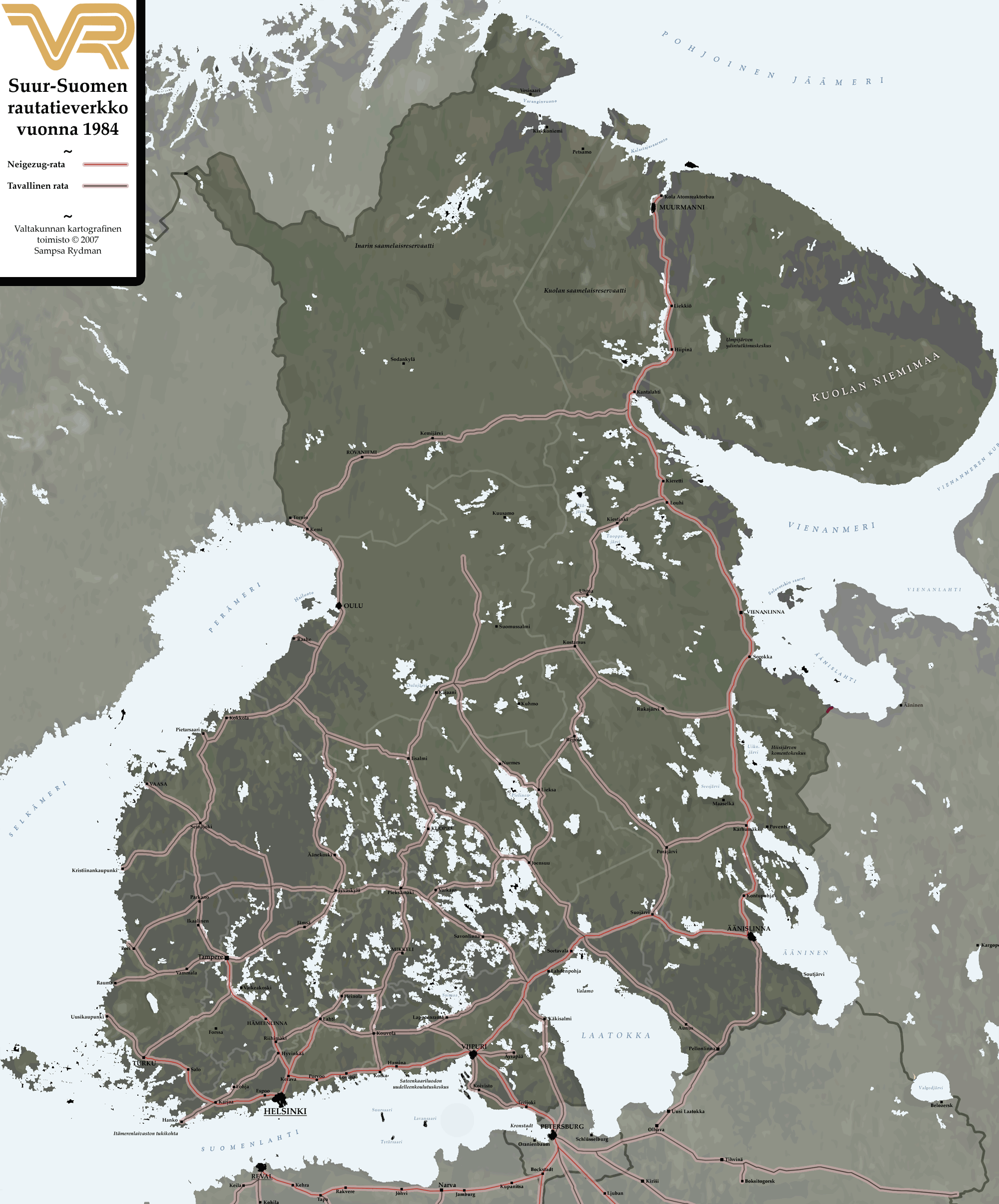 Would it have been possible at all to form greater finland in world would it have been possible at all to form greater finland in world war 2 gumiabroncs Gallery