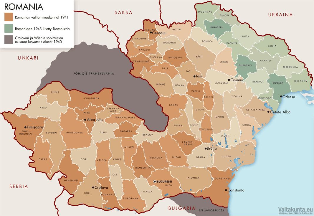 Romania Pääkaupunki